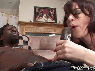 Dana Dearmond Anal Gaped by Black Cock