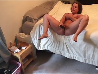 large-breasted unfocused orgasms 3 times - Homemade Making love