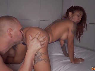 Big-busted duper curvaceous cowgirl Venus Afrodita loves deep cock richness deeps