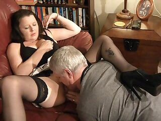 Horny Trifocals loves nothing down than sucking and riding a cock